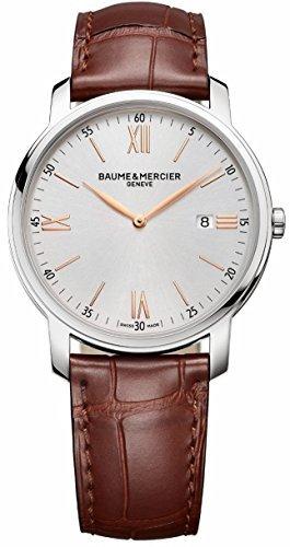 Herren armbanduhr Baume Mercier MOA10147