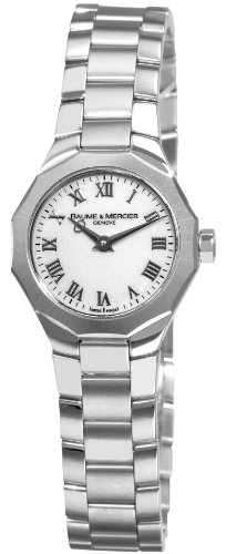 Stainless Steel Riviera Silver Tone Dial