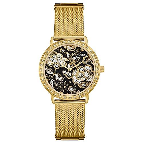 Guess Unisex Erwachsene Armbanduhr W0822L2