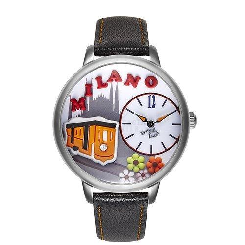 Trend Milan TUA 124 BN Damen Armbanduhr mit 3D fuegt