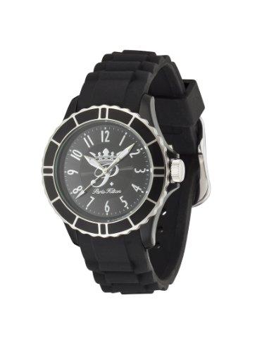 Paris Hilton Damen Armbanduhr FLIRT Analog Plastik PH13525JPBKS 02