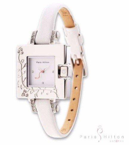 Paris Hilton Small Square PH138 4307 99 Elegante Design Highlight