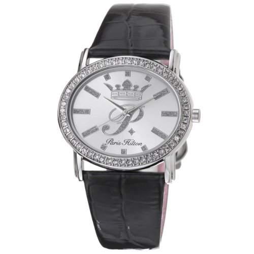 Paris Hilton Damen-Armbanduhr CLUB Analog Leder PH13447BS-04