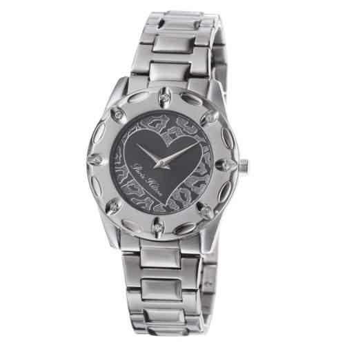 Paris Hilton Damen-Armbanduhr ALLURE Analog Edelstahl PH13448JS-02M