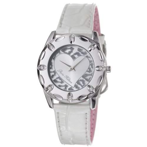 Paris Hilton Damen-Armbanduhr ALLURE Analog Leder PH13448JS-04