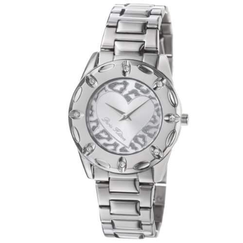 Paris Hilton Damen-Armbanduhr ALLURE Analog Edelstahl PH13448JS-04M