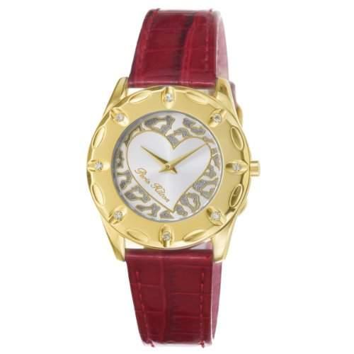 Paris Hilton Damen-Armbanduhr ALLURE Analog Leder PH13448JSG-04A