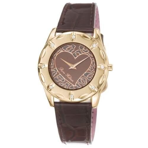 Paris Hilton Damen-Armbanduhr ALLURE Analog Leder PH13448JSR-12