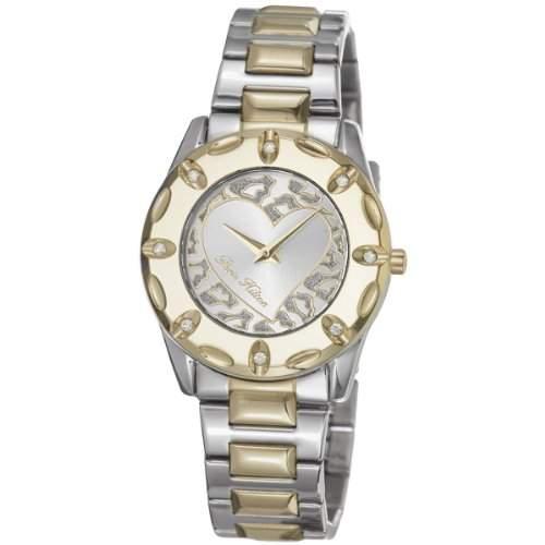Paris Hilton Damen-Armbanduhr ALLURE Analog Edelstahl PH13448JST-04M