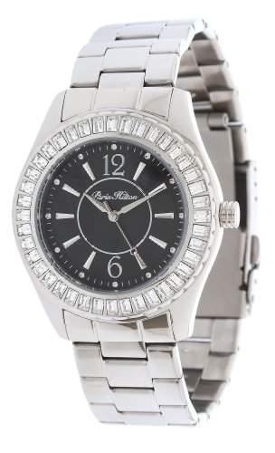 Paris Hilton Damen Armbanduhr Silber PH11558M