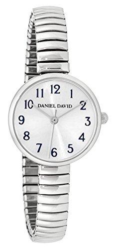 Daniel Daniel Armband Metallic verstellbar gold dd15802