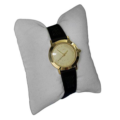cc13g vergoldet Damen Keltischer Armbanduhr by Cairn mit Champagner Zifferblatt