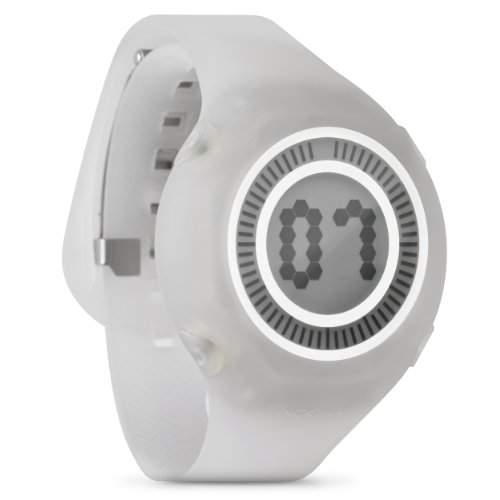 Nooka Unisex-Armbanduhr Edelstahl KRYOUGURTCL