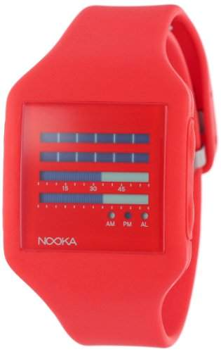 Nooka Unisex-Armbanduhr Digital ZUB ZENH FR 20