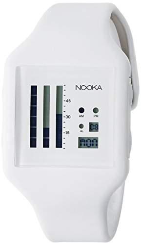 Nooka Unisex-Armbanduhr Digital ZUB ZENV WT 20