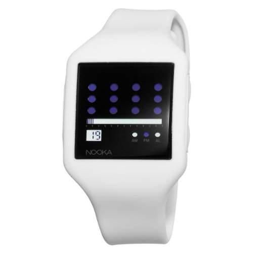 Nooka Unisex-Armbanduhr Digital ZUB ZOT WB 20