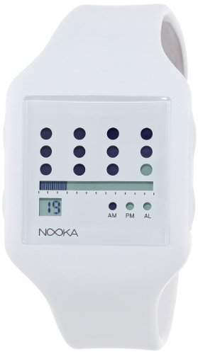 Nooka Unisex-Armbanduhr Digital ZUB ZOT WT 20