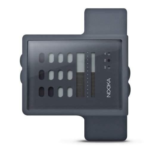 Nooka Unisex-Armbanduhr Digital ZUBZAYUGG