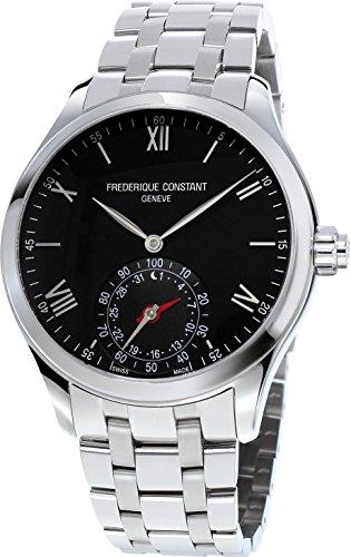 Frederique Constant Geneve Horological Smartwatch FC 285B5B6B Smartwatch Klassisch schlicht