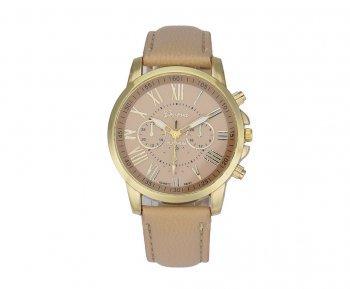 DESIGN FREUNDE Uhr Damenschmuck Schmuck Armschmuck Armreifen Schmuckset Watch Accessoires Armbanduhr Glamer