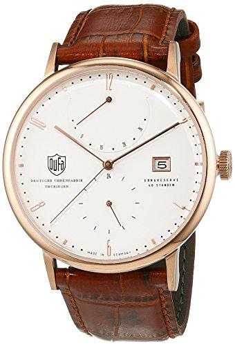 Dufa Deutsche Uhrenfabrik Unisex Armbanduhr Albers DF 9010 04 Automatik
