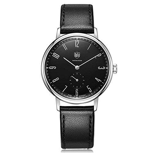 Dufa Deutsche Uhrenfabrik Unisex Armbanduhr Walter Gropius DF 9001 01 Quartz