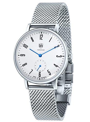 Dufa Deutsche Uhrenfabrik Unisex Armbanduhr Walter Gropius DF 9001 12 Quartz