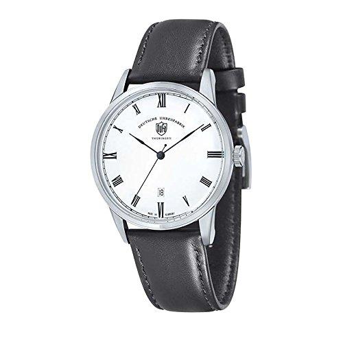 Dufa Deutsche Uhrenfabrik Unisex Armbanduhr Weimar DF 9008 02 Quartz