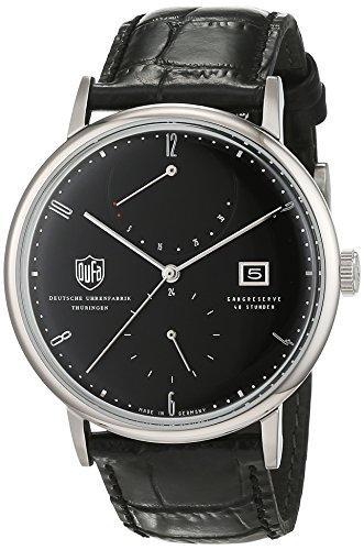 Dufa Deutsche Uhrenfabrik Unisex Armbanduhr Weimar Chrono DF 9012 01 Automatik
