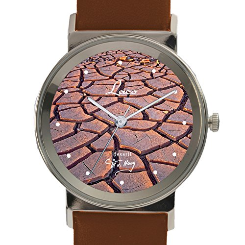 Pit van Hoog Kuenstleruhr desert I Unisex Uhr von Laco by Lacher