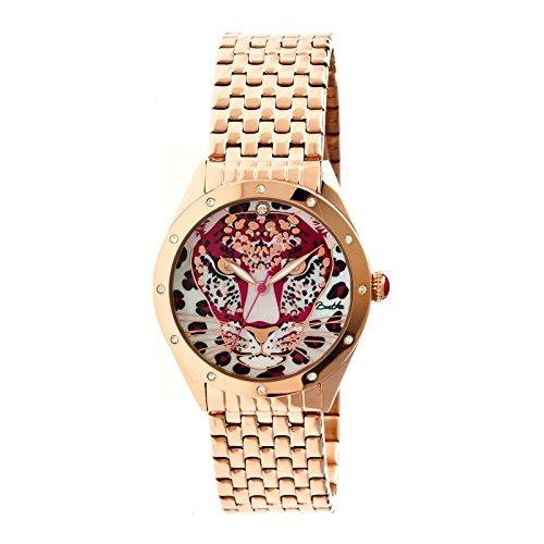 Bertha Armbanduhr Analog Quarz Edelstahl BTHBR4704 rose gold