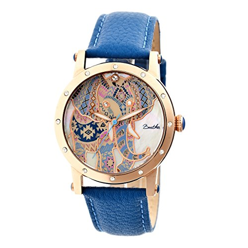 Bertha Armbanduhr Analog BTHBR5705 blue