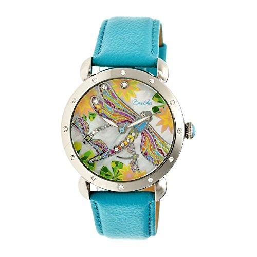 Bertha Uhren Jennifer Damen Armbanduhr tuerkis