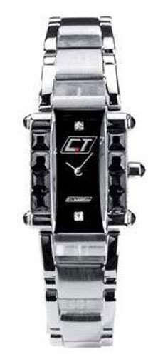 Damen armbanduhr - Chronotech CC7040LS-02M