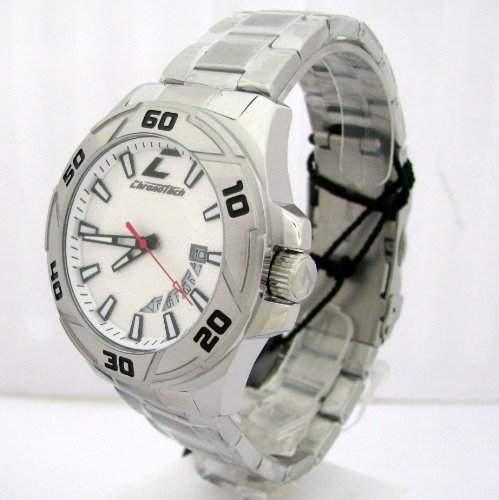 Chronotech Herren Uhr Armbanduhr CT7207M05M