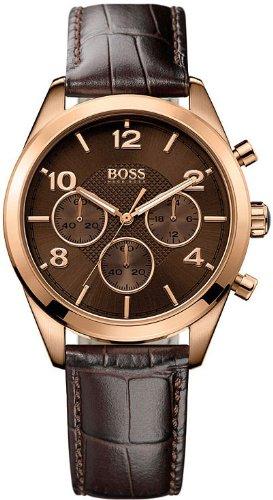 Hugo Boss Analog Quarz Leder 1502311