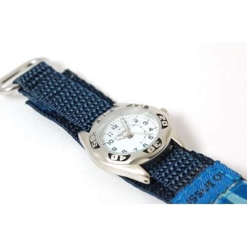 Reflex Jungen Comouflage Uhr, Stoffarmband mit Klettverschluss
