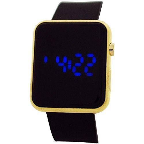 Reflex Teenage Digital Multifunktion Schwarz Gummi Casual Armbanduhr ref0079