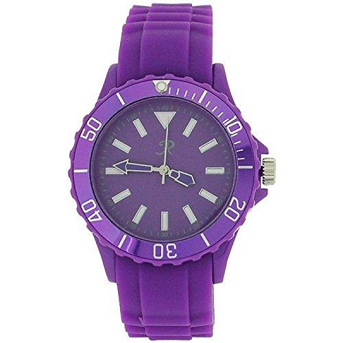 Reflex violette analoge unisex SR008