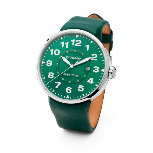 Bros Manifatture Armbanduhr WOB28