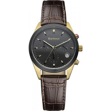 Barbour BB012GDBR Damen armbanduhr