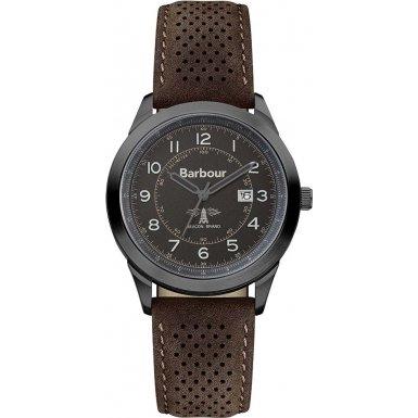 Barbour BB017GNBR Herren armbanduhr