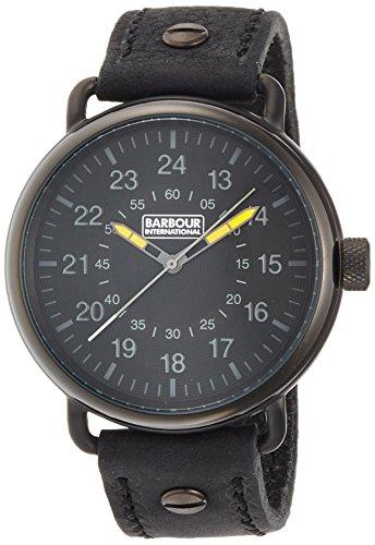 Barbour BB022BKBK Herren armbanduhr