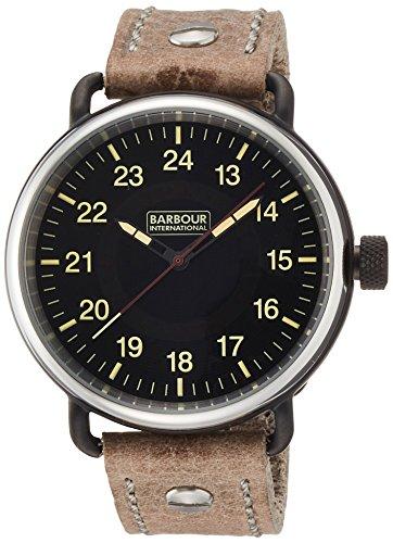 Barbour BB022BKBR Herren armbanduhr