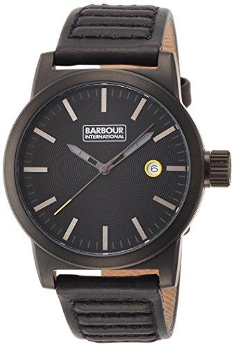 Barbour BB024BKBK Harren armbanduhr