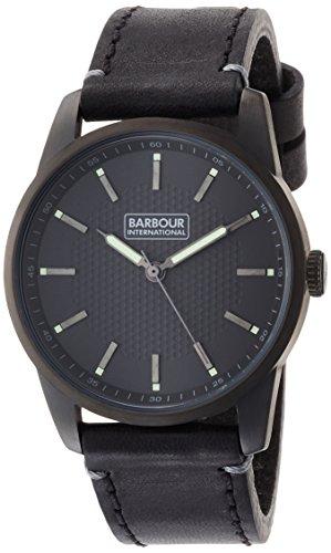 Barbour BB026GNBK Herren armbanduhr