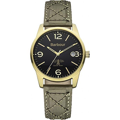 Barbour BB026GRGR Herren armbanduhr
