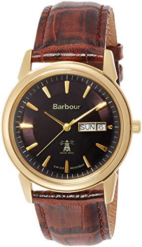 Barbour BB036GDBR Herren armbanduhr