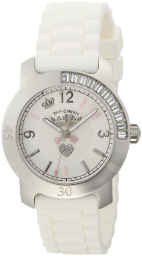 JUICY COUTURE BFF Analog kautschuk weiss 1900548