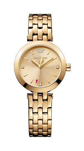Juicy Couture Damen Cali Gold Edelstahl Armband 1901459
